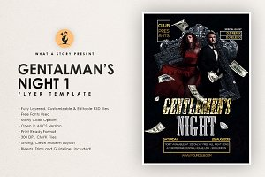 Gentalman's Night 1