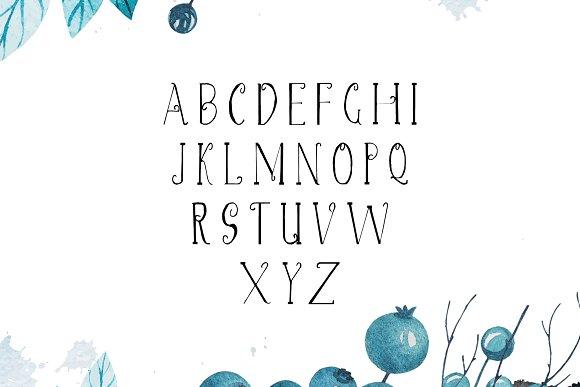 Christmas Script Font