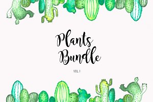 Plants Bundle Vol. 1