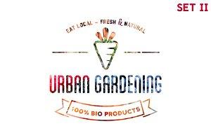 Urban Gardening 30xHiRes – SET 2