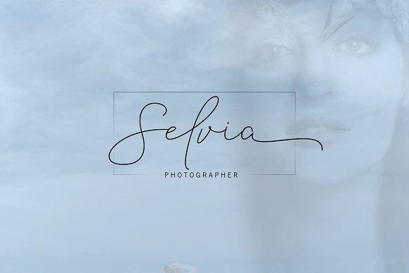 Selvia Font Duo