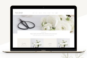 Web Themes ~ Creative Market