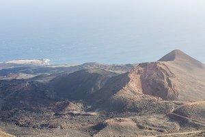 Volcano Teneguía, Fuencaliente.