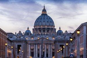 S. Pietro - Vatican city - Rome