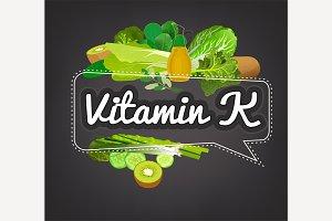 Vitamin K Banner