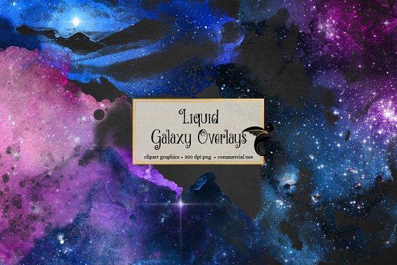 Liquid Galaxy Overlays