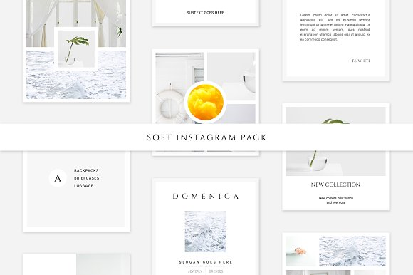 Soft Instagram Pack