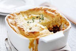 shepherd's pie pie