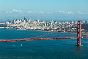 San Francisco and Golden Gate