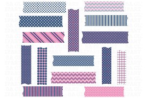 Washi Tape ClipArt