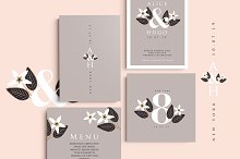 Moscow Wedding Set by Werlang Paper in Invitations