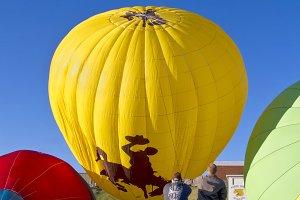 Vertical - Hot Air Balloon