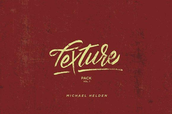 Texture Pack Vol 1