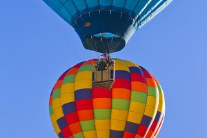 Vertical - Hot Air Balloon