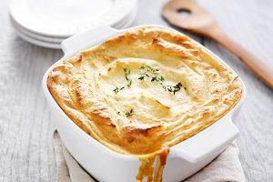 homade Shepherd's Pie