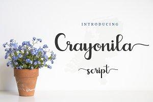 Crayonila Font