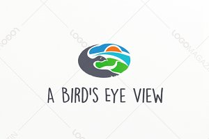 Bird's Eye View Logo