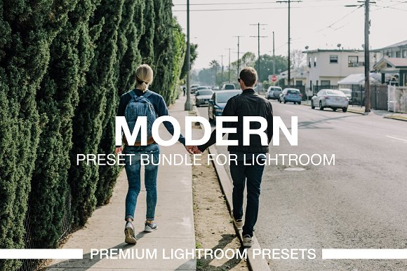 Modern Lightroom Presets Bundle