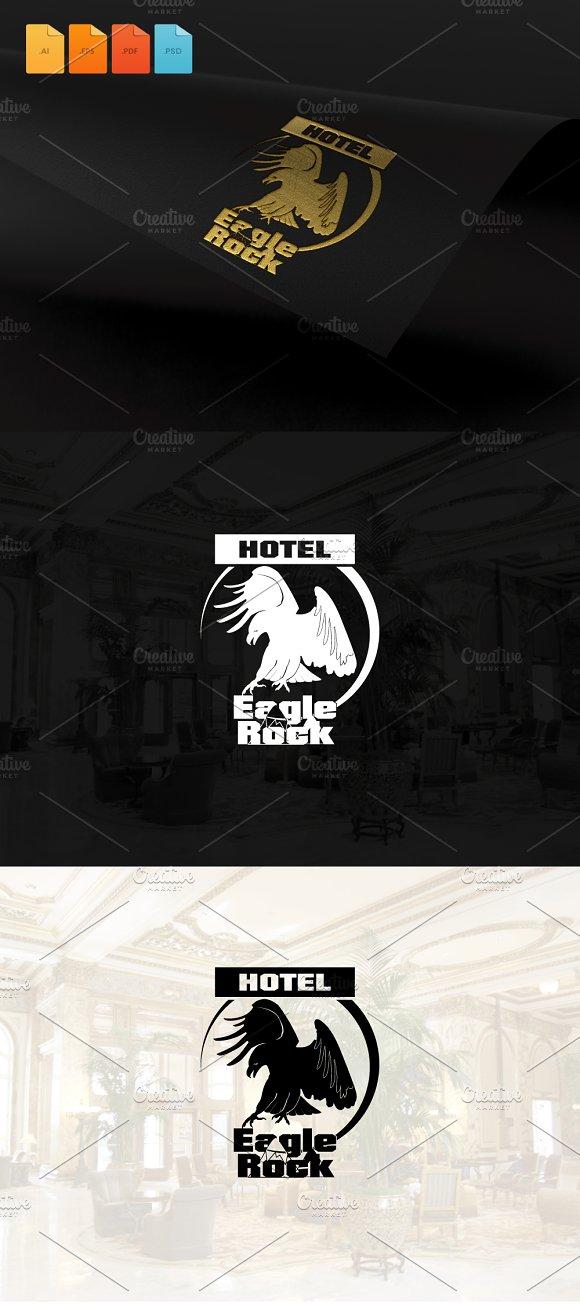 Logo Eagle Rock