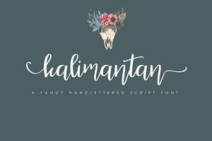 Kalimantan Font