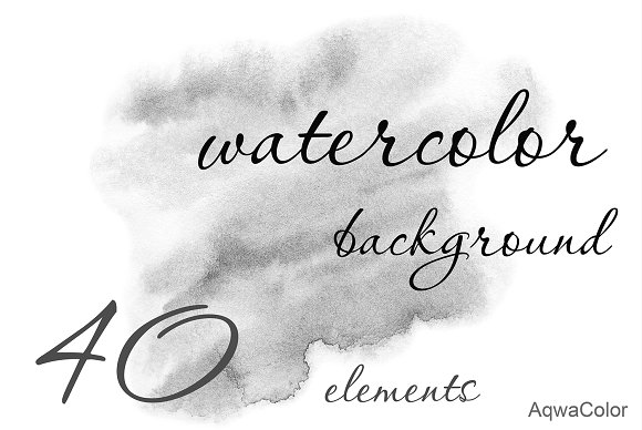 Watercolor Background 40