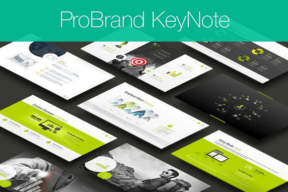 ProBrand Business Keynote