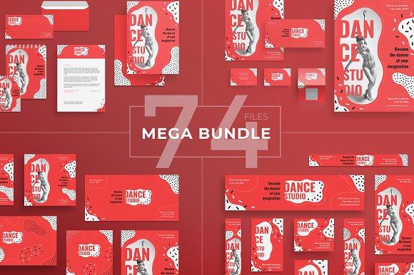 Mega Bundle Dance Studio