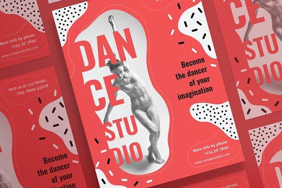 Posters Dance Studio