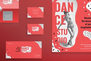 Print Pack | Dance Studio