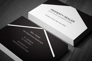 Business Card for Property