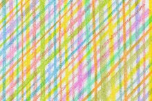 Color pencil line background