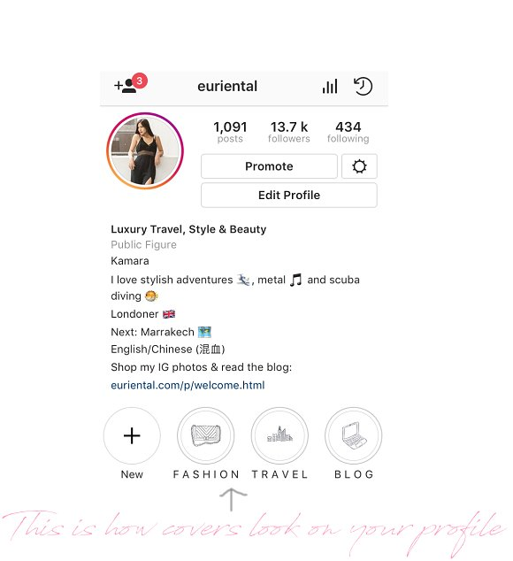 Instagram Highlights Shopping Bag in Instagram Templates - product preview 2
