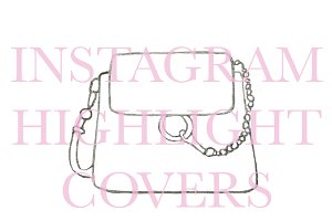 Instagram Highlight Icon Chloe Bag