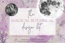 The MAGICAL BOTANICAL Design Kit