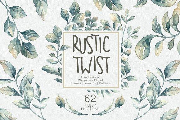 Rustic Twist