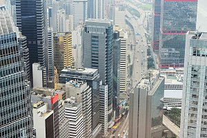Street of Hong Kong