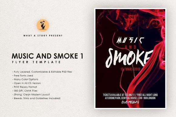 Music And Smoke 1