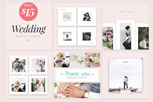 Elegant Wedding Templates