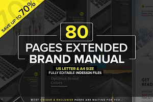 Extended Brand Manual & Real Text