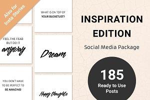 Inspiration Edition - Social Media