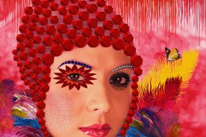 "Hada del Rojo 2 ""The Red fairy 2"""