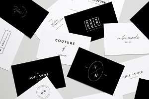 40 Fashion Logo Templates