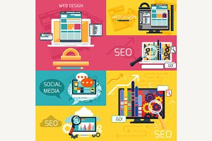 Seo Optimization and Web Design