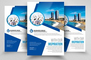 Auditing Firm Flyer Templates