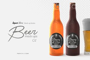 Beer Mockup 01