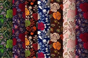 7 Roses Patterns