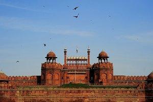 Red Fort. India, Delhi