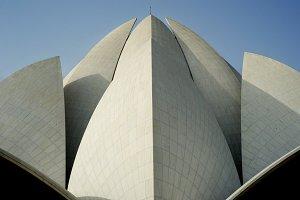 Lotus Temple. india, Delhi