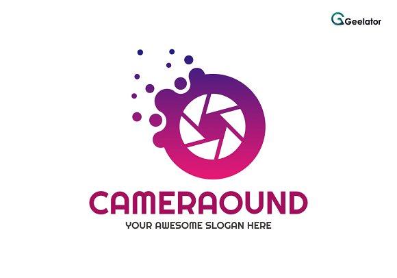Cameraound Logo Template