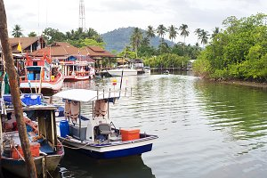 Fisherman's village, Koh Chang